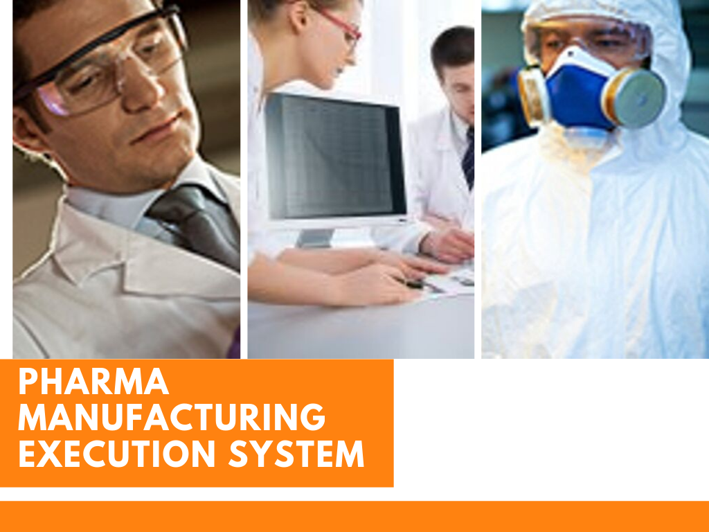 Pharma Manufacturing Execution System-Services-Other Services-Bangalore