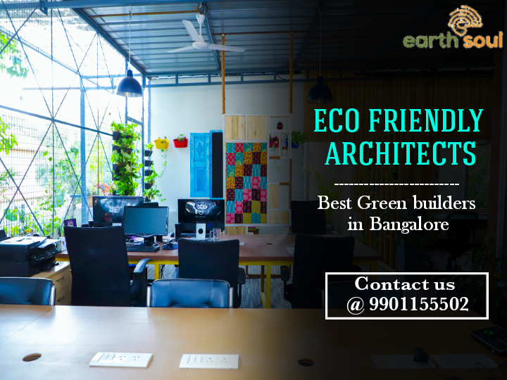 Eco Friendly Architecture in Bangalore | Green Home Builders-Services-Construction-Bangalore