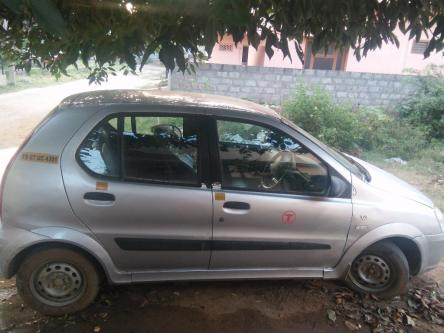 Tata Indica V2 2010 model for sale-Vehicles-Cars-Tata-Hyderabad