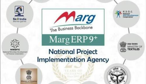 MARG ERP 9+ (ITS A BUISNESS BACKBONE). *AVAILABLE IN *MEDICINE-Services-Computer & Tech Help-Karnal