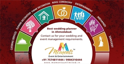 Moments Unlimited Top Event Management Company-Services-Event Services-Ahmedabad
