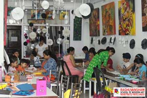 raghuvansham art school in rohini-Classes-Art Music & Dance Classes-Arts Classes-Delhi