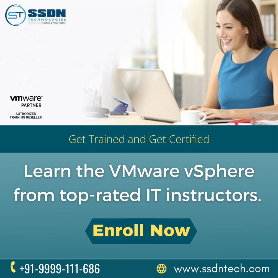 Get The VMware vSphere Training in Pune By Experts -Classes-Computer Classes-Other Computer Classes-Pune