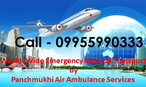 Low-Cost Air Ambulance Service in Raipur with ICU Setup-Services-Health & Beauty Services-Health-Raipur