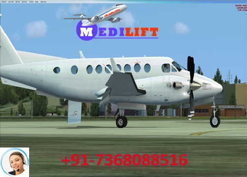 Pick Trusted Air Ambulance Service in Bangalore with Medical-Services-Health & Beauty Services-Health-Bangalore