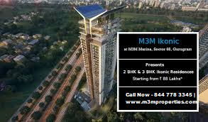 M3M Ikonic Sector 68, Gurugram - Majestic Entrance Lobbies -Services-Real Estate Services-Gurgaon