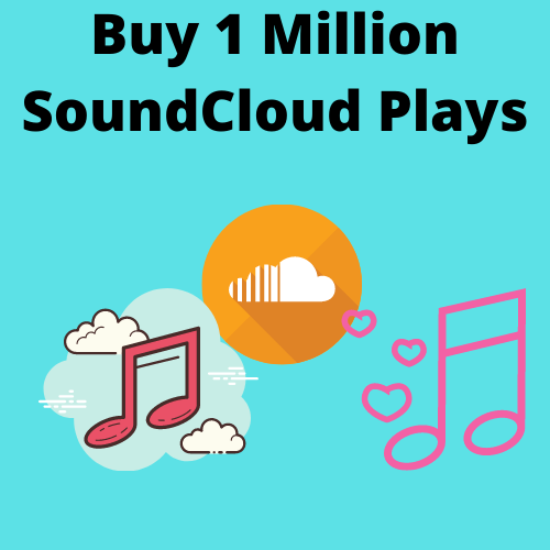 How Can I Buy 1 Million SoundCloud Plays?-Services-Other Services-New York