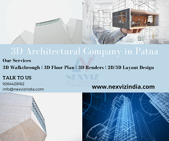 Best & Reliable 3D Architectural Company in Patna-Services-Creative & Design Services-Patna