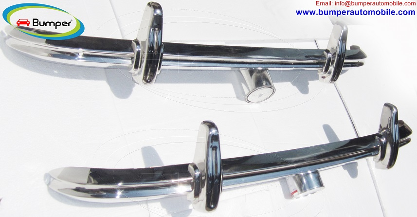 Swallow Doretti  bumper kit by stainless steel-Vehicles-Car Parts & Accessories-Ahmedabad