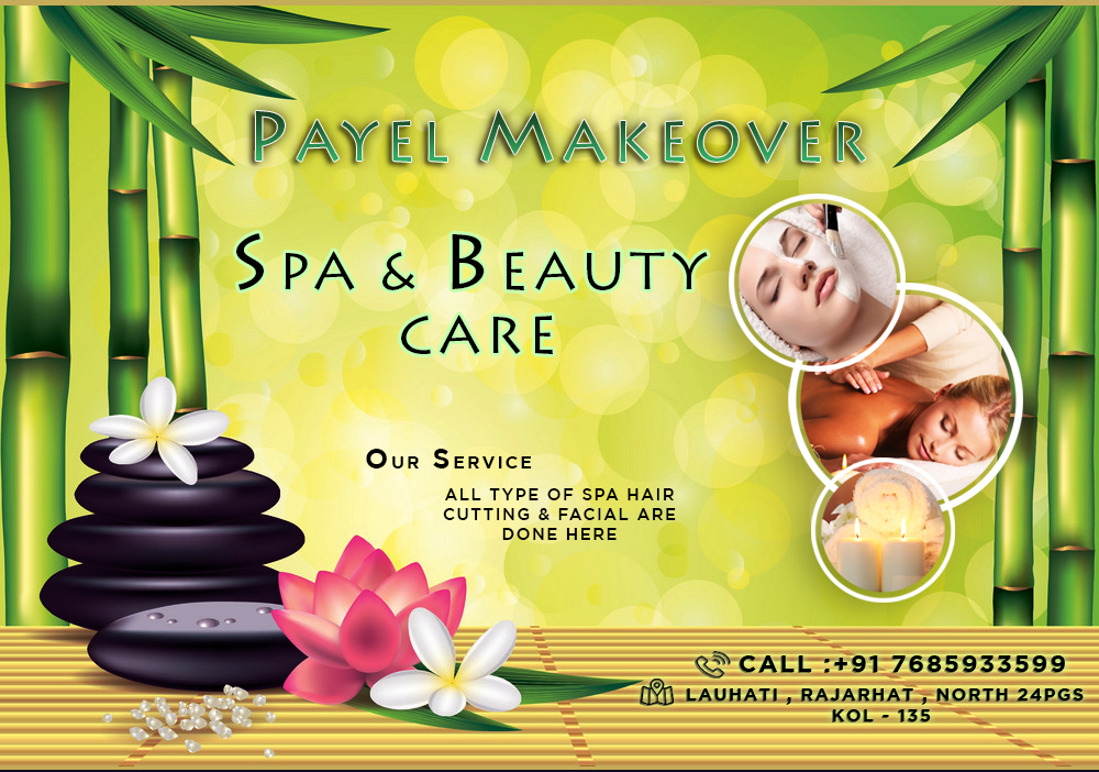 Parlour at home in Kolkata.Hygienic Beauty service by Payel -Spa & Salon-Bridal Services-Kolkata