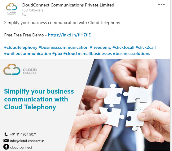 Simplify Your Business Communication With Cloud Telephony-Services-Other Services-Delhi