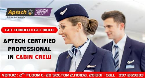 Aptech Certified Professional in Cabin Crew-Jobs-Hospitality Tourism & Travel-Delhi