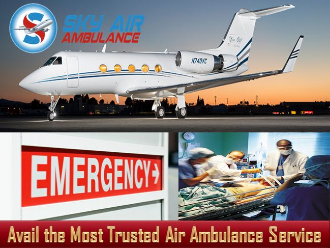 Select a Genuine Cost Air Ambulance in Mumbai -Services-Health & Beauty Services-Health-Mumbai