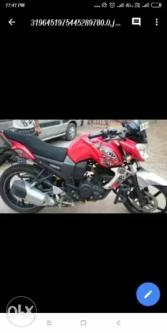 red and black naked sport bike screenshot-Vehicles-Cycles-Hyderabad