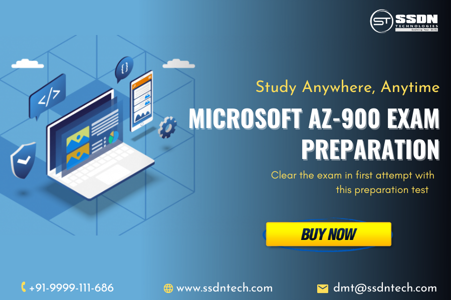 Buy Now AZ-900 Exam Questions-Classes-Computer Classes-Other Computer Classes-Gurgaon