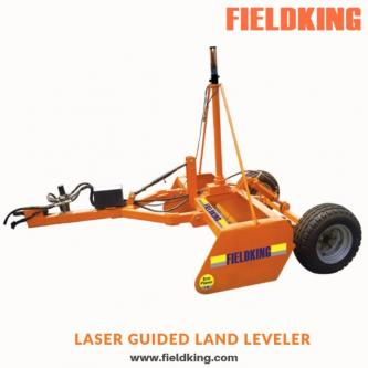Laser Guided Land Leveler Agriculture Machine By Fieldking-Services-Automotive Services-Karnal