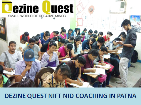 Take Admission in Best NIFT Coaching in Patna-Dezine Quest-Classes-Other Classes-Patna