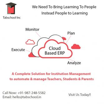 Aug 29th – Dec 26th – Cloud Based Software, Online School Software in chandigarh punja-Classes-Computer Classes-Other Computer Classes-Chandigarh