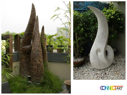 Get Dynamic Ornaments for Your Garden at Modest Prices-Services-Lawn & Garden Services-Rajpur Sonarpur