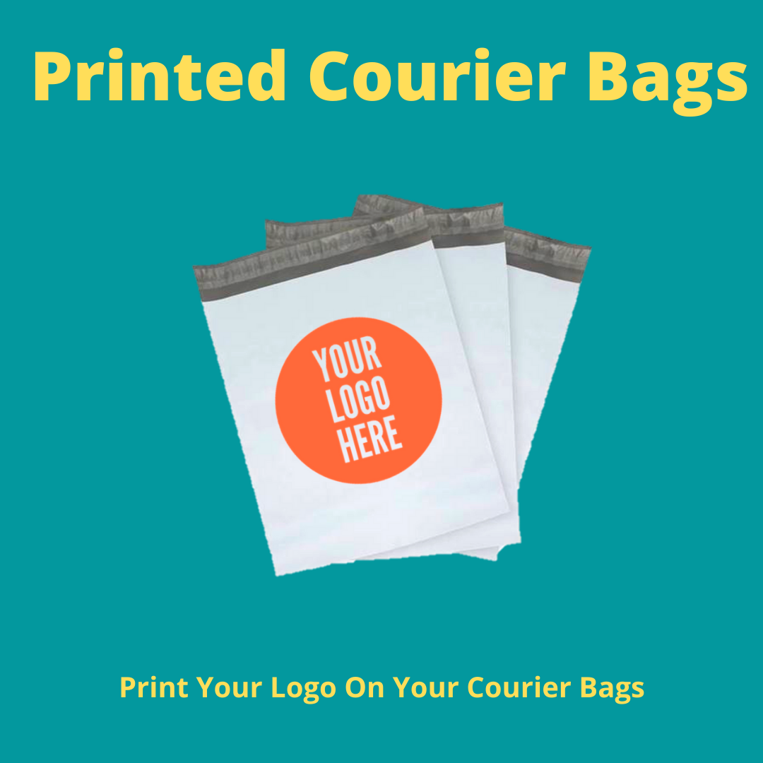 Printed Packaging bags In India - Pack Of 500, single-color -Services-Other Services-Pune