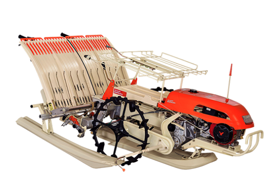 Agricultural Rice Transplanter Machine, Coimbatore - Sharp G-Services-Other Services-Coimbatore