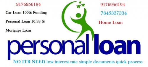 Personal loan 10.99 interest | car loan 100 funding-Services-Insurance & Financial Services-Chennai