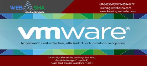Sep 2nd – Dec 30th – VMware Vpshere 6.0/ESXi 6.0/ Server Virtualization Training Pune-Classes-Computer Classes-Other Computer Classes-Pune