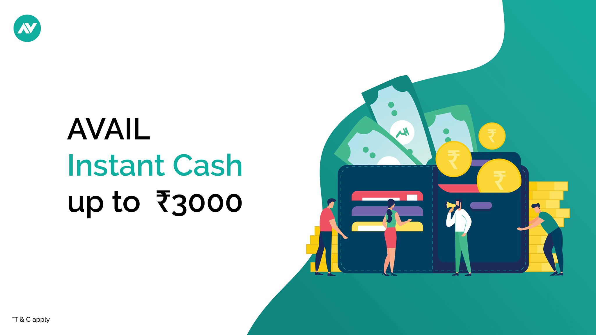 Get INR 3000 Instant Cash Loan in Your Bank Account-Services-Insurance & Financial Services-Bangalore