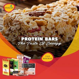 Lowest Price- Best Protein Bars Online India-Services-Other Services-Chandigarh