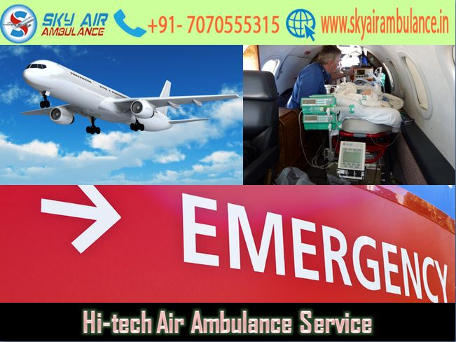 Pick the Lowest Charge Emergency Air Ambulance in Chennai -Services-Health & Beauty Services-Health-Chennai