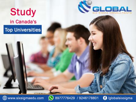 Study in Canada | Study in Canada for Indian Students-Services-Career & HR Services-Hyderabad
