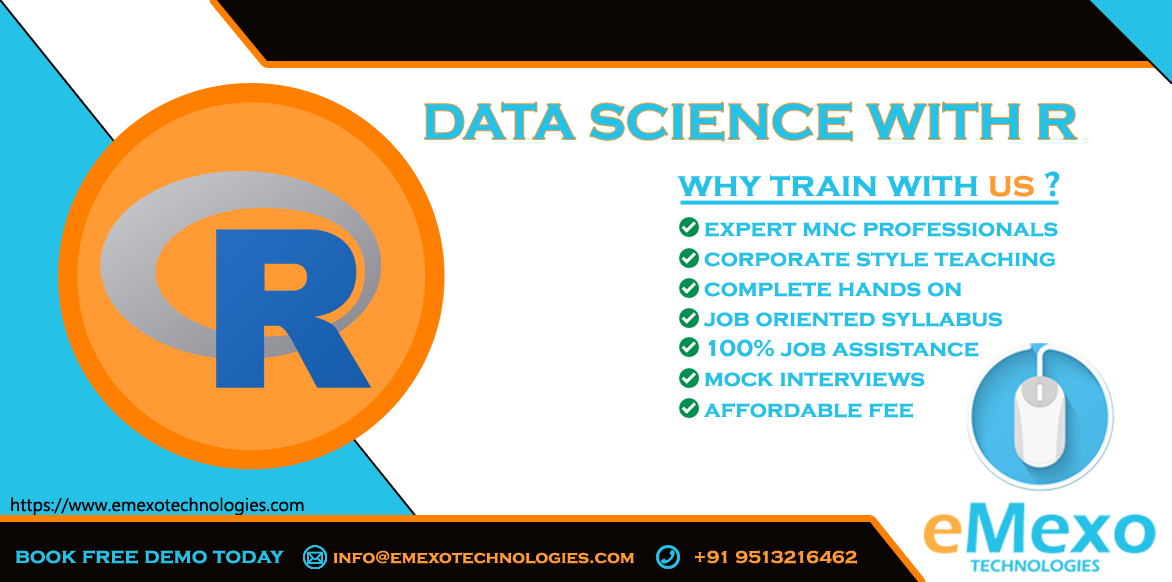 Data Science with R Course in Electronic City Bangalore -Classes-Computer Classes-Programming Classes-Bangalore