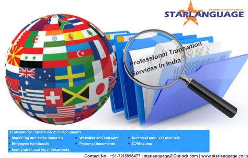 Translators & Interpreters - Human Language Technology-Services-Translation-Cuttack