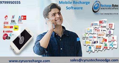 COMPLETE PACKAGE TO BUY MOBILE RECHARGE SOFTWARE!-Services-Creative & Design Services-Jaipur