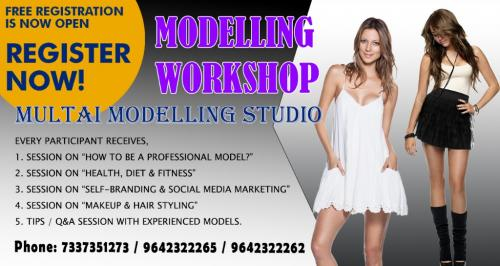 Fashion Modelling Training and Internships Available in MULTAI SOLUTIONS-Jobs-Other Jobs-Hyderabad