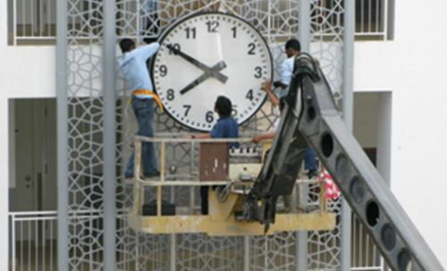 Best Tower Clocks Manufacturers in Chennai, India-Services-Construction-Chennai