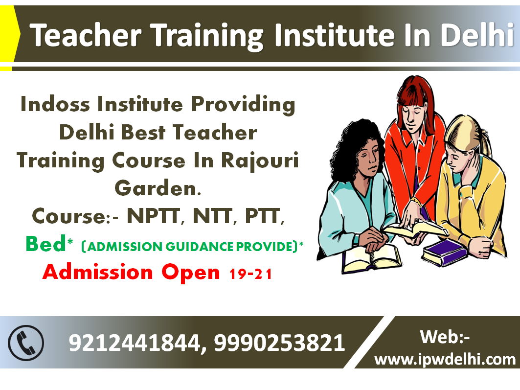 after 12th pass admission in ntt nptt course in delhi-Classes-Other Classes-Delhi