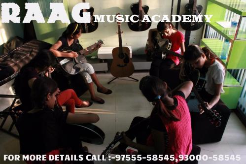 Oct 17th – Feb 13th (Sun) – Guitar, Keyboard,Drum,Singing,Learnin Center RAAG MUSIC ACADEMY-Classes-Art Music & Dance Classes-Music Classes-Raipur