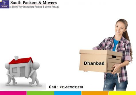 Packers and movers in Dhanbad- 9570591198 -south packers & mover-Services-Moving & Storage Services-Dhanbad