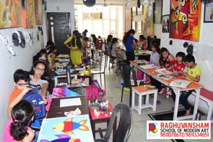modenart by raghuvansham-Classes-Art Music & Dance Classes-Arts Classes-Delhi