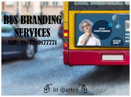 Low Floor Bus Advertising Service In Jaipur On JCTSL Buses-Services-Creative & Design Services-Jaipur
