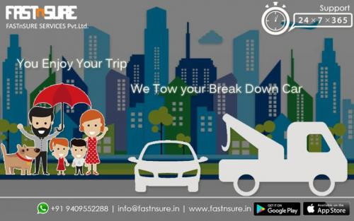 Quick service on Roadside assistance vadodara express highway-Vehicles-Car Parts & Accessories-Ahmedabad