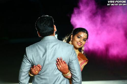 creative photography for reception and wedding in pondicherry-Services-Creative & Design Services-Pondicherry