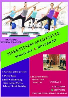 Fitness classes-Community-Qualified Trainers-Goa