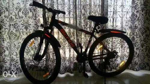 Scholl 29 dual disc brakes new one-Vehicles-Cycles-Hyderabad