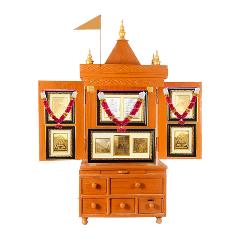 wooden home temple online (small)-Homes-Other-Jaipur