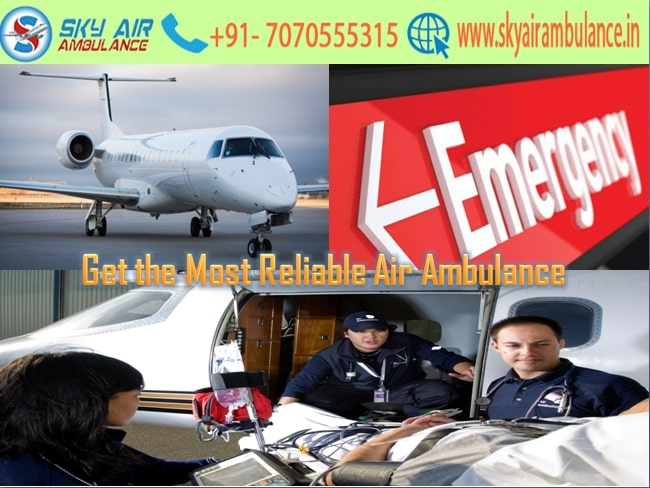 Choose the Fastest and Finest Air Ambulance in Chennai-Services-Health & Beauty Services-Health-Chennai