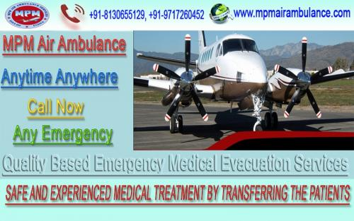 Need Immediate MPM Air Ambulance Service in Kolkata at low cost-Services-Health & Beauty Services-Health-Rajpur Sonarpur