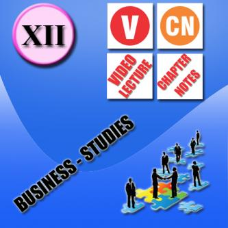 Dec 1st – Mar 31st – Class 12 Business Studies Video Lecture & Notes (Power Pack)-Community-Qualified Trainers-Shimla