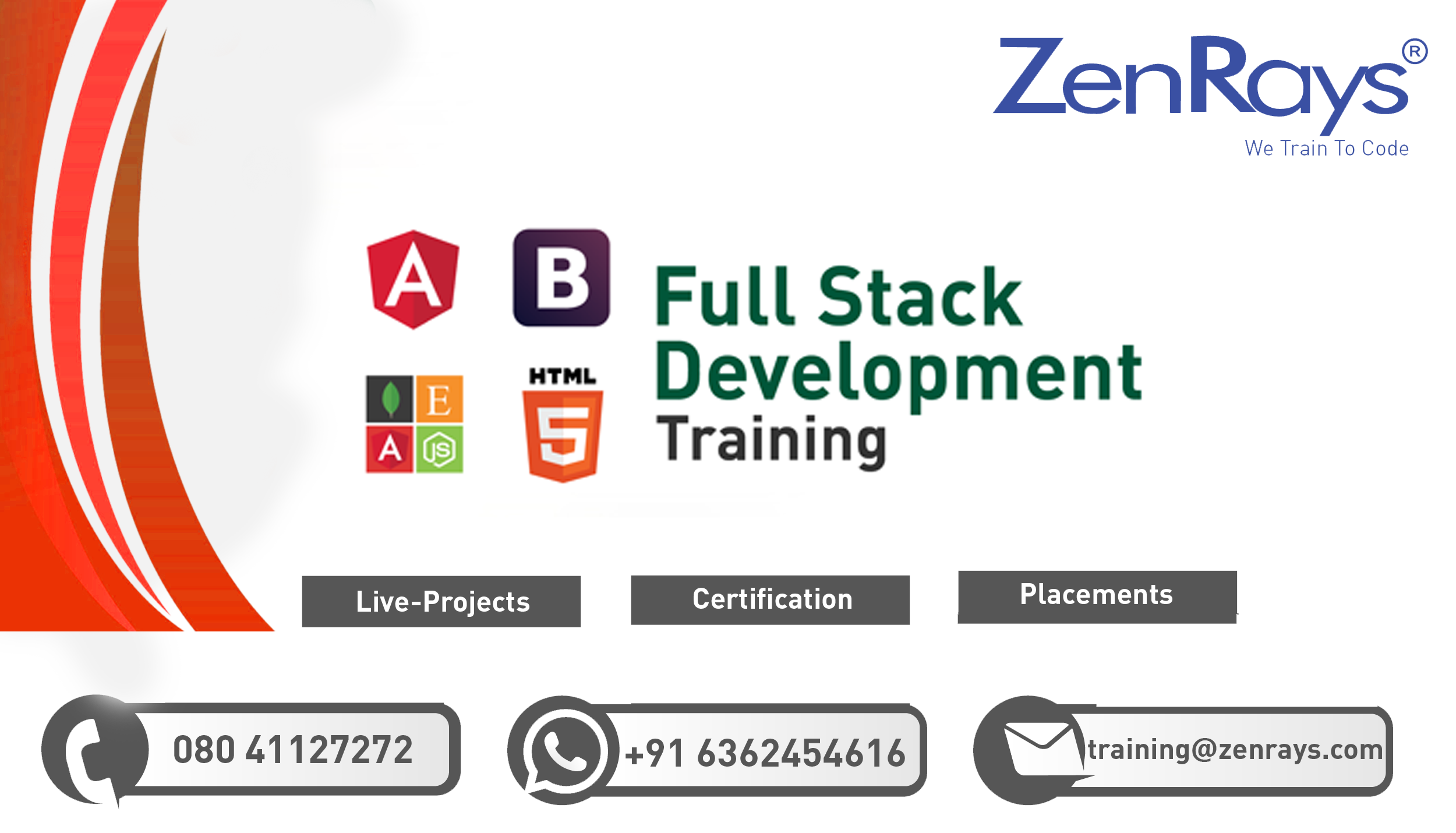 Best Full Stack Development Training Institute in Bangalore-Services-Career & HR Services-Bangalore
